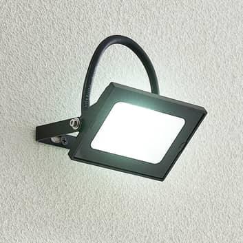 Lindby Aine LED venkovní spot černý 7,7 cm