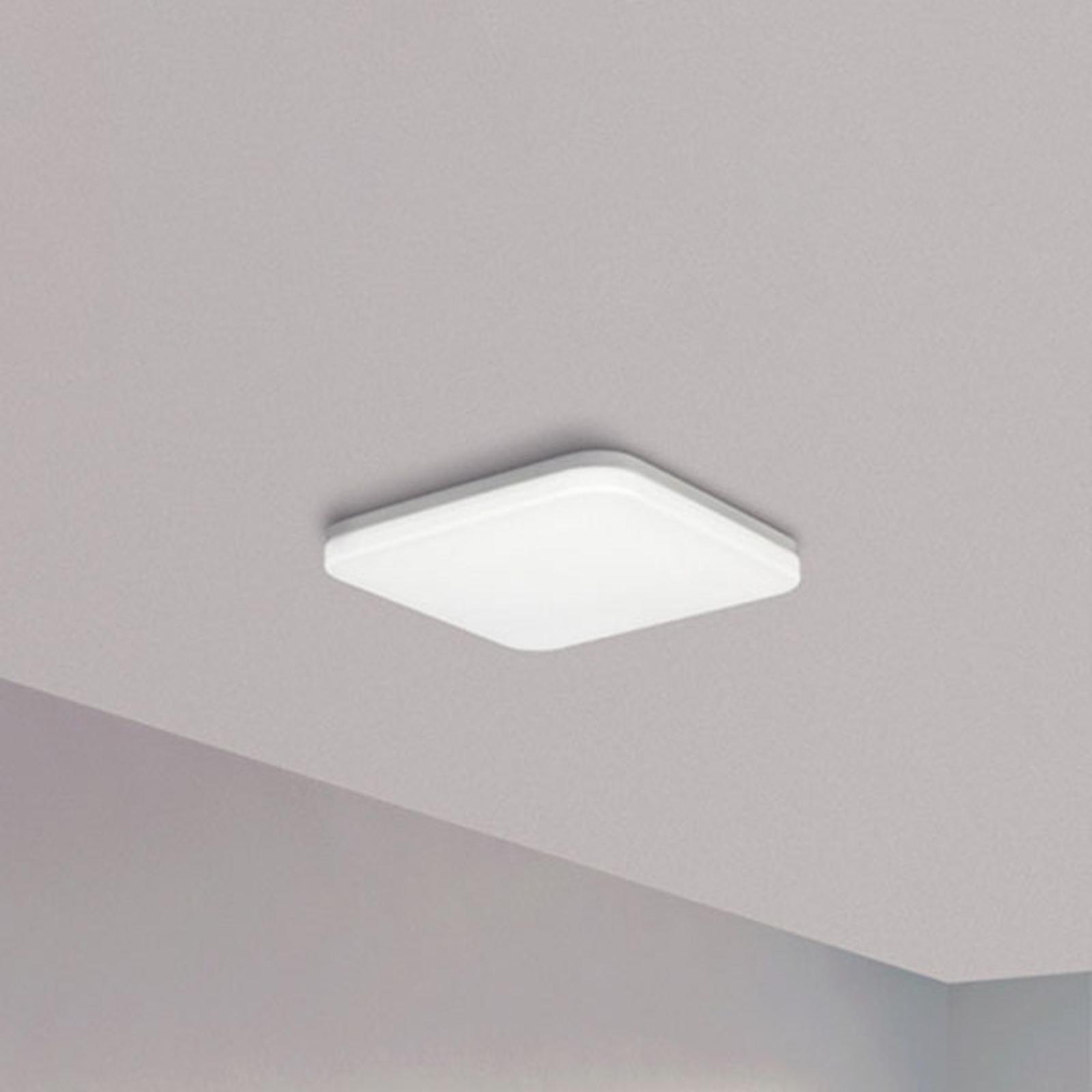 LED-Deckenlampe Uzza, Triac, 3.000K, mit Casambi