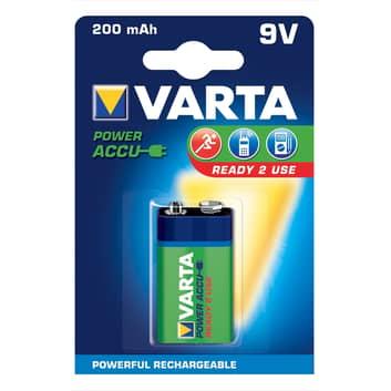 Bloque 9V 56722 batería 8,4V 200 m/Ah