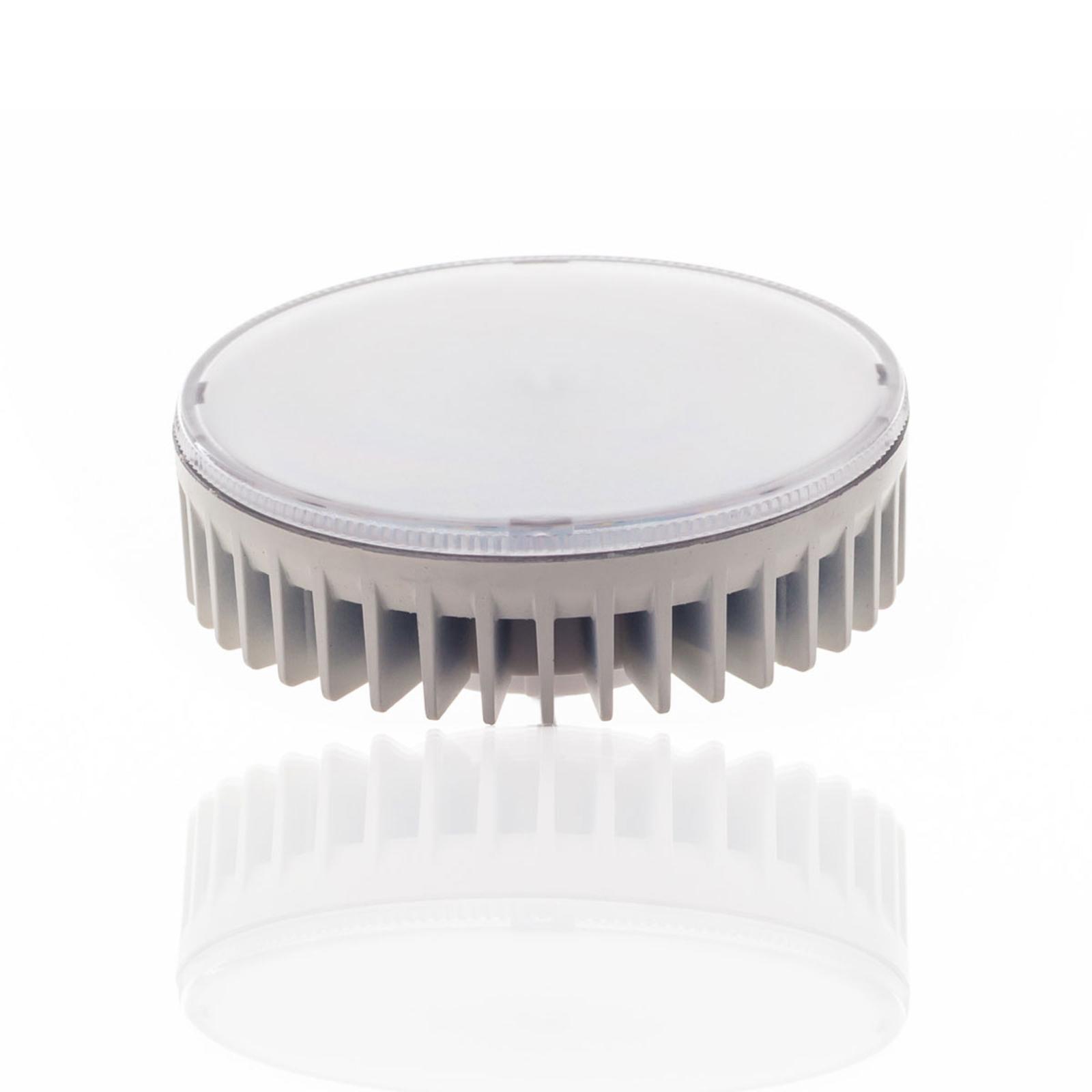 GX53 7W żarówka LED, 800lm, 3000/4000/6500K