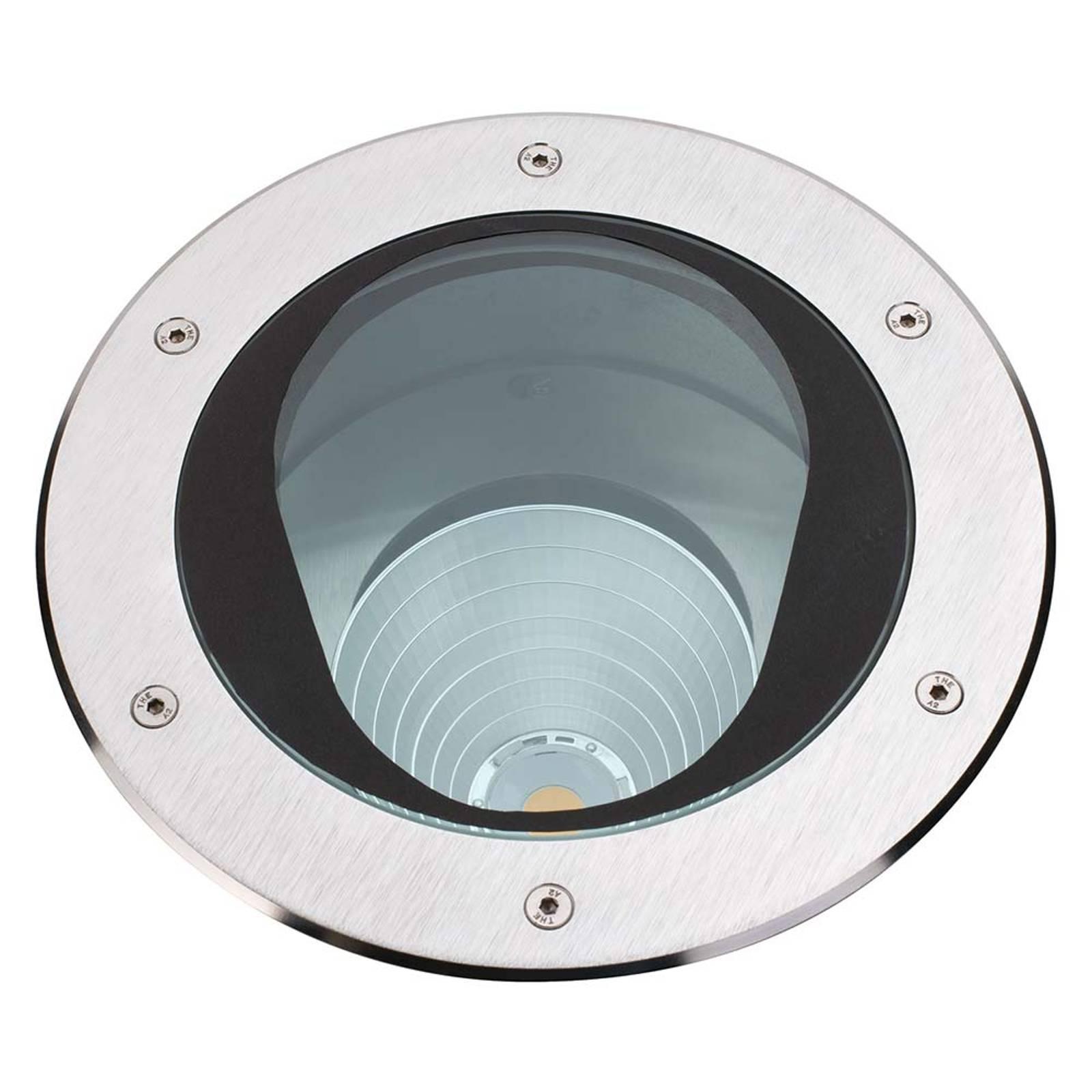 Draaibare LED grondspot inbouwlamp Titus 16W