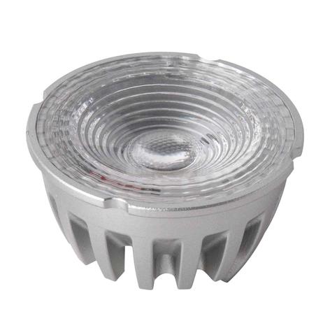 LED reflector puck Hybrid 6W dim to warm