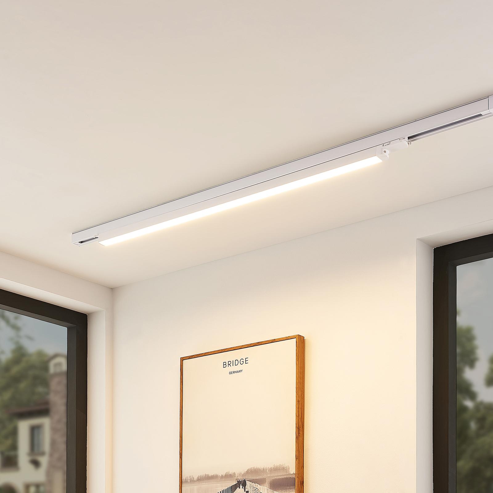 Arcchio Harlow lampa LED biała 109cm 3000K