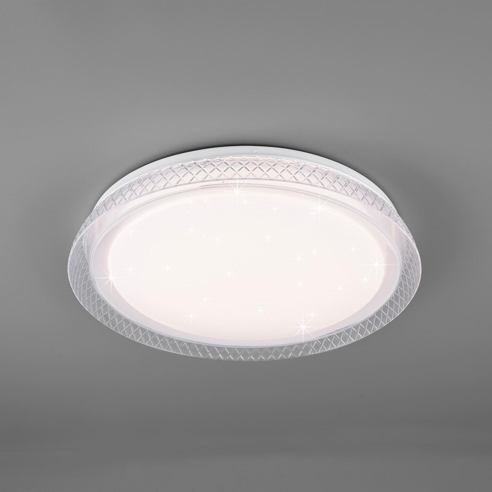 Lampa sufitowa LED Heracles, tunable white, Ø 38cm