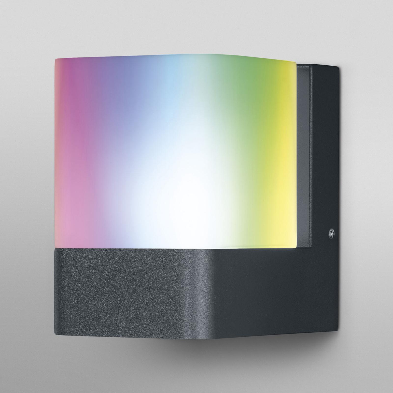 LEDVANCE SMART+ WiFi Cube LED-vegglampe RGBW up