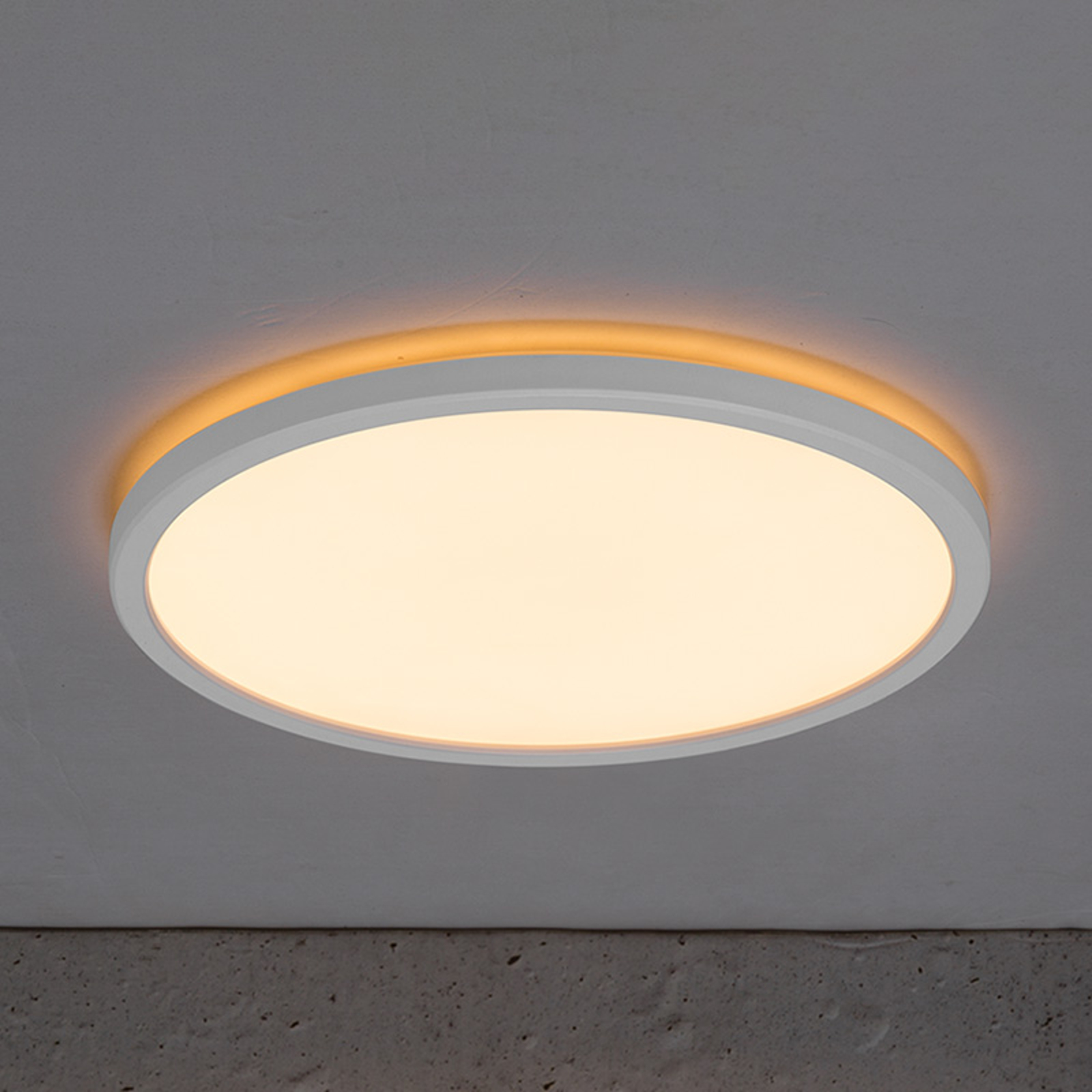 Lampa sufitowa LED Bronx 2700 K, Ø 29 cm