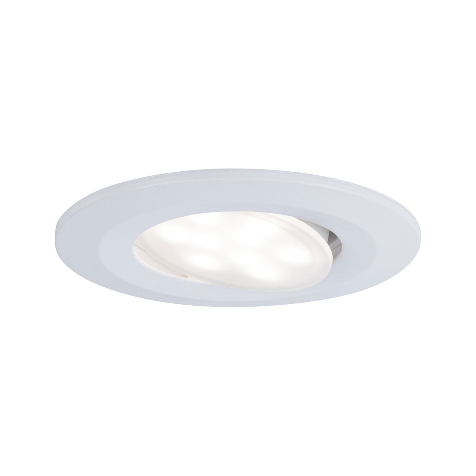 Paulmann spot encastré LED Calla par 3 blanc