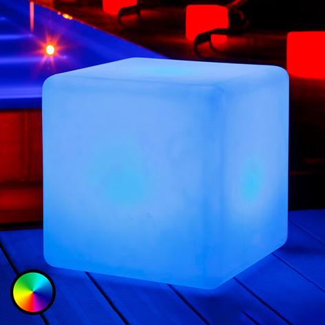 Big Cube - lysende terning - kan styres via app