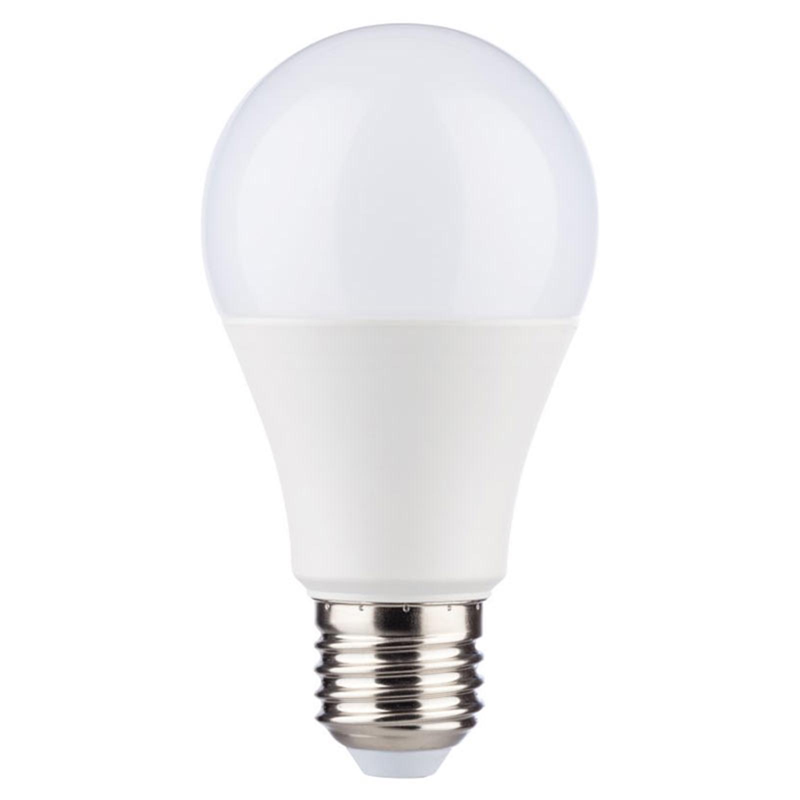 LED-Lampe Birne E27 9 W universalweiß 810 Lumen