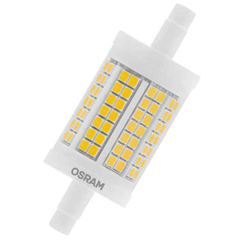OSRAM tube LED R7s 11,5W blanc chaud, 1521lm