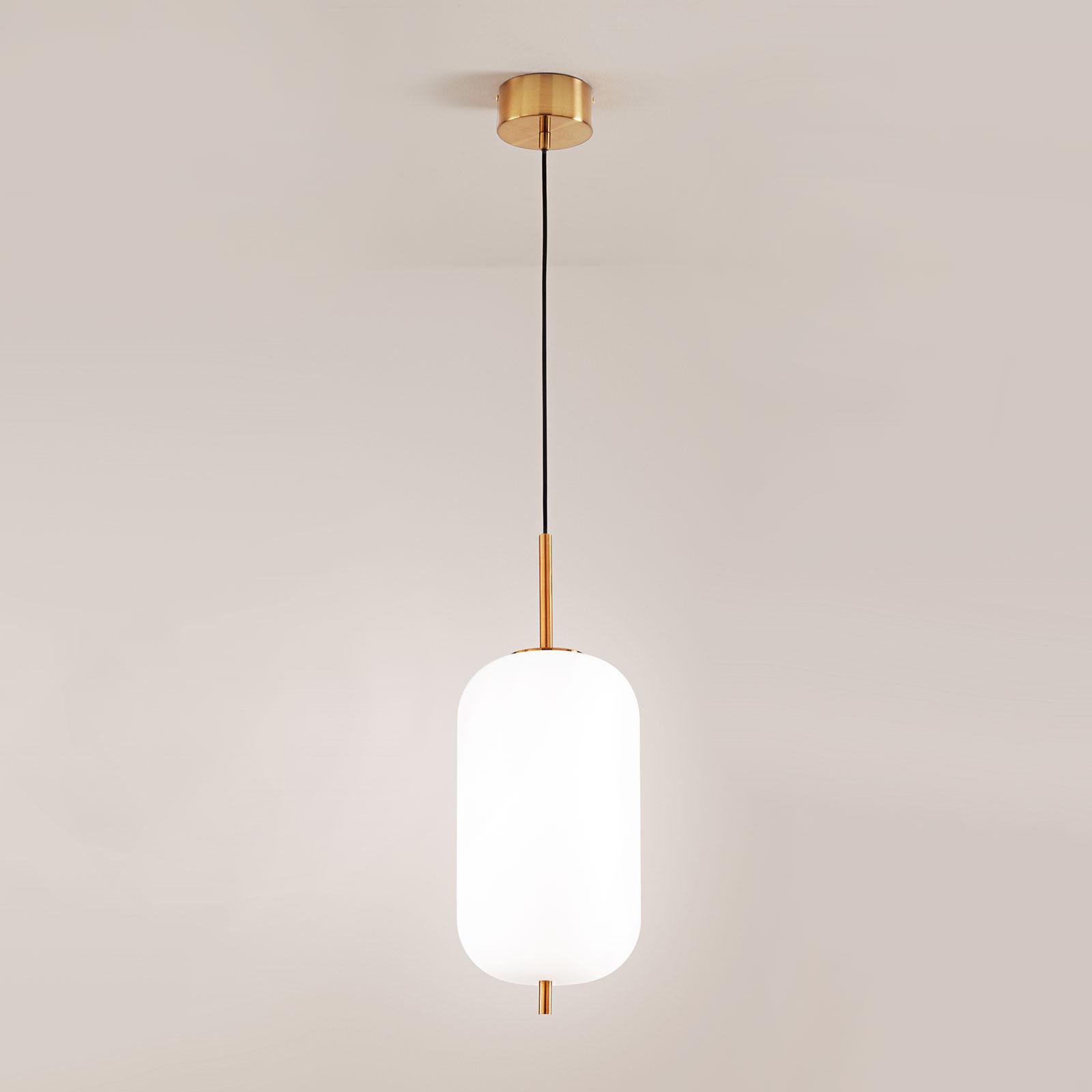 Lampa wisząca LED Cirro Ø 22 cm