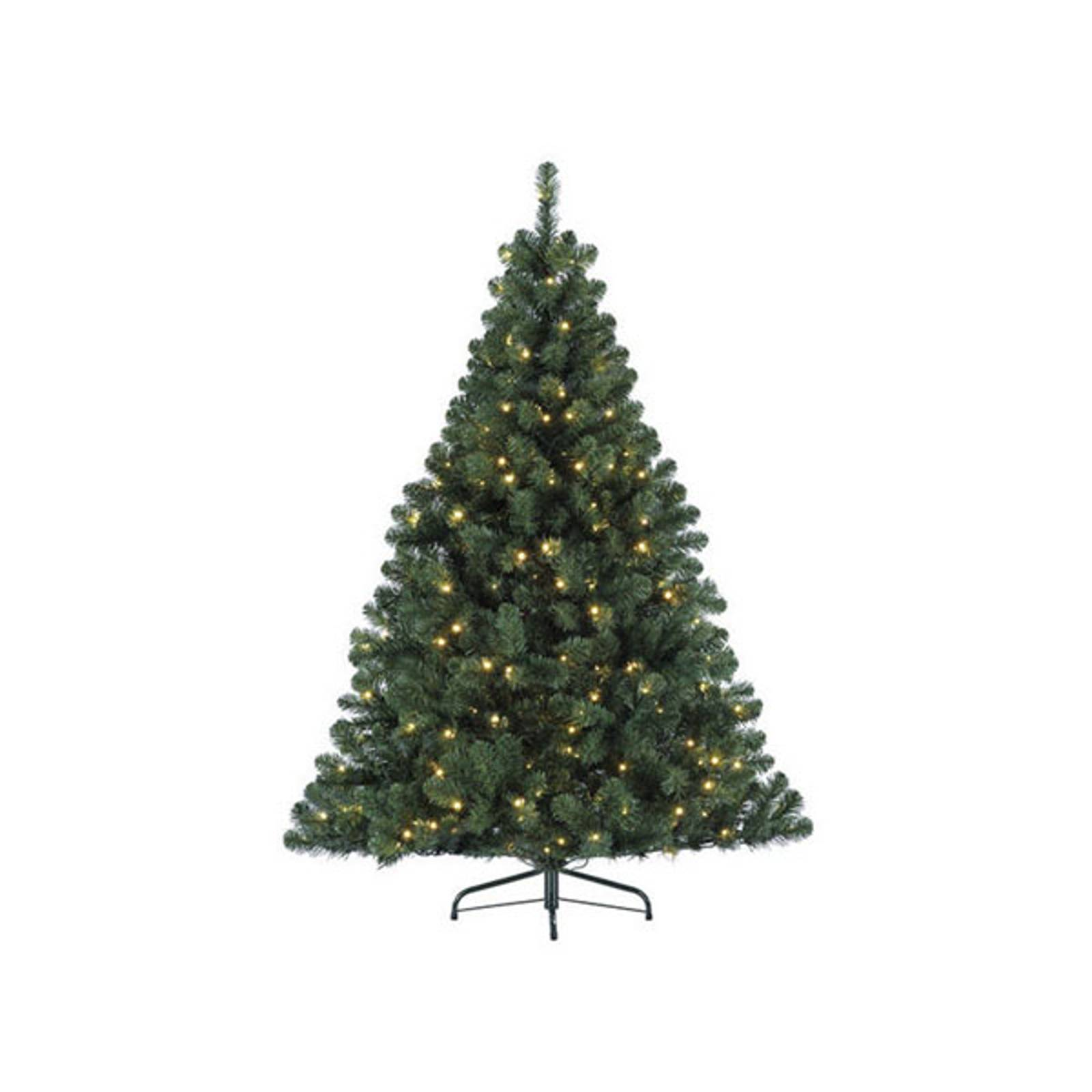 Imperial LED tree for indoors, green, 120cm