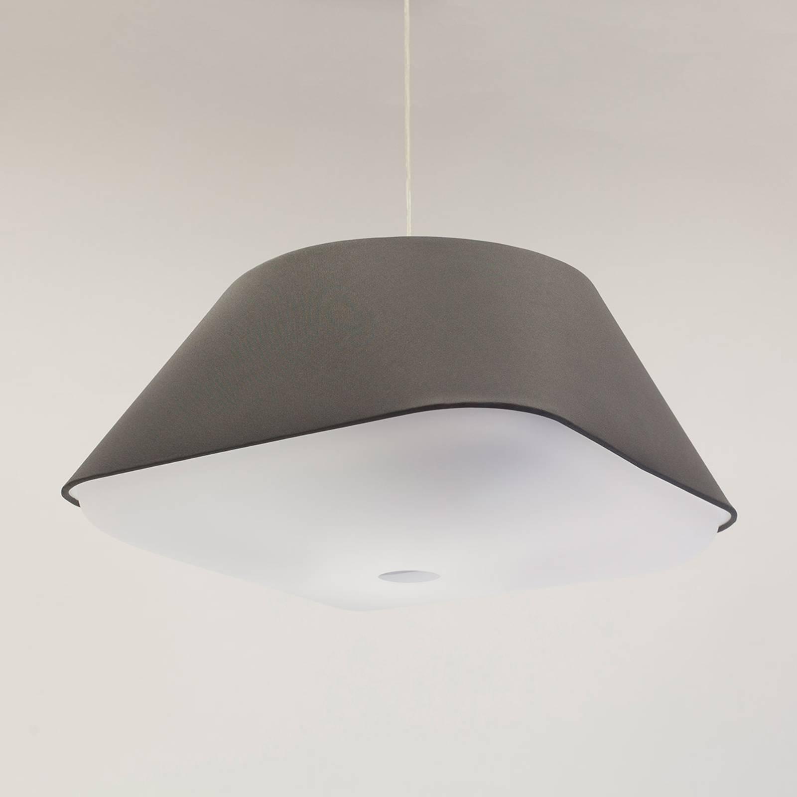 Innermost RD2SQ 60 - lampa wisząca, ciemnoszara