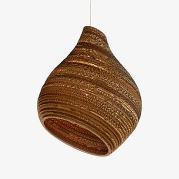 Hanglamp Hive van gerecycled karton