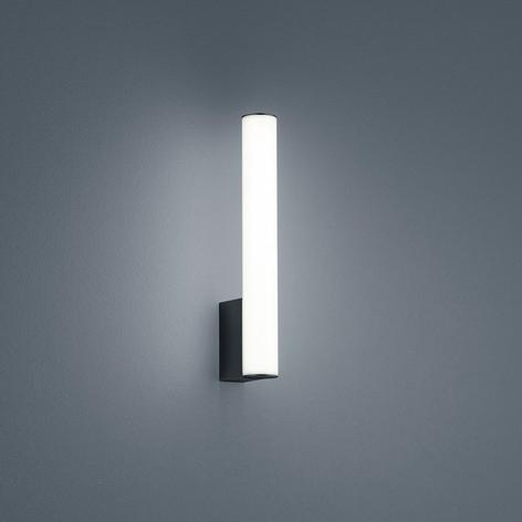 Helestra Loom LED da specchio, nero 30 cm