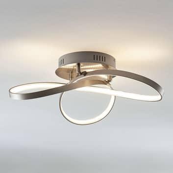 Modernisti muotoiltu LED-kattovalaisin Saliha