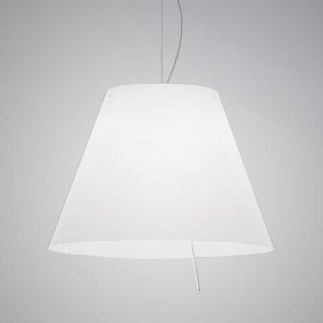 Luceplan Grande Costanza - závěsné světlo, bílé