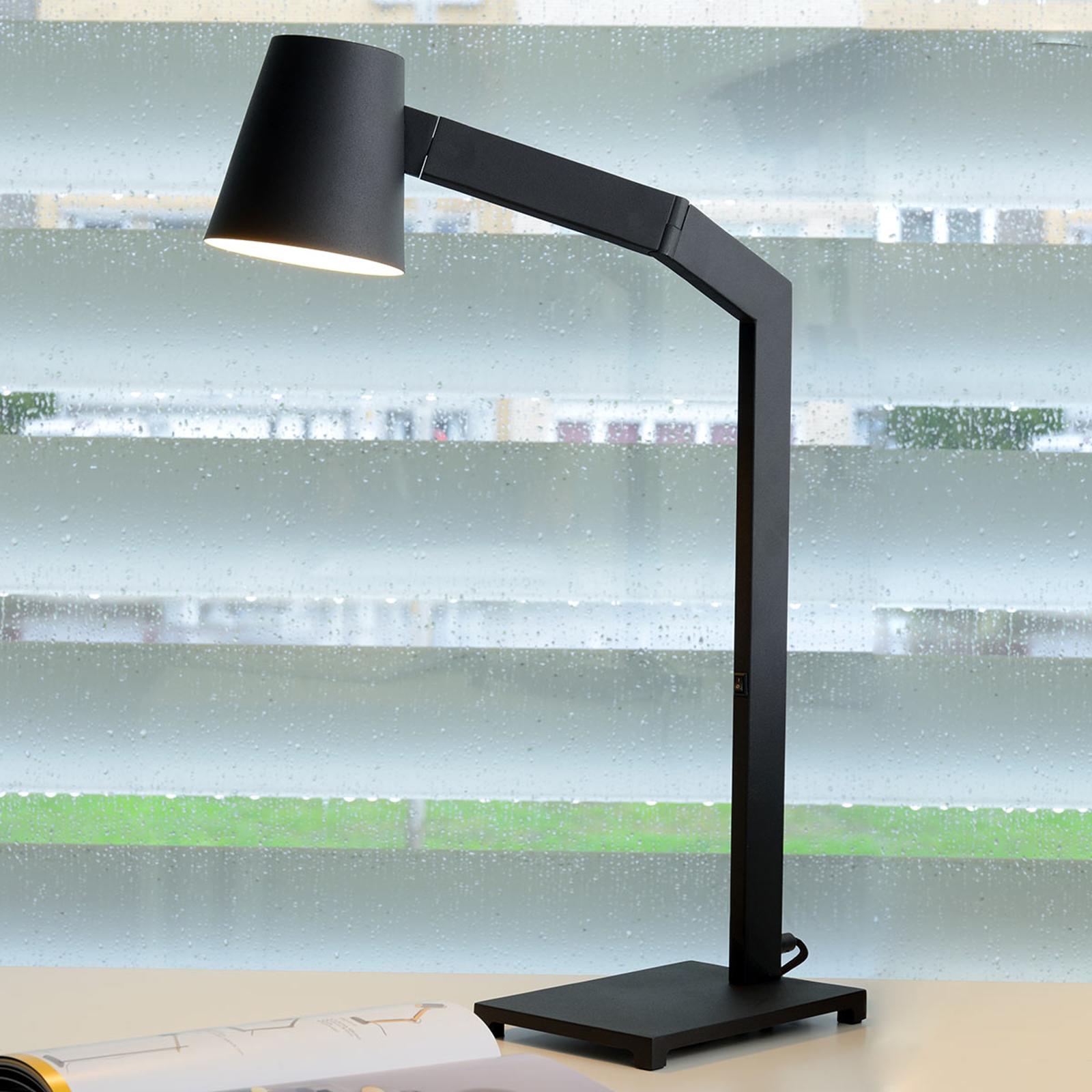 Eenvoudig en flexibel - tafellamp Mizuko