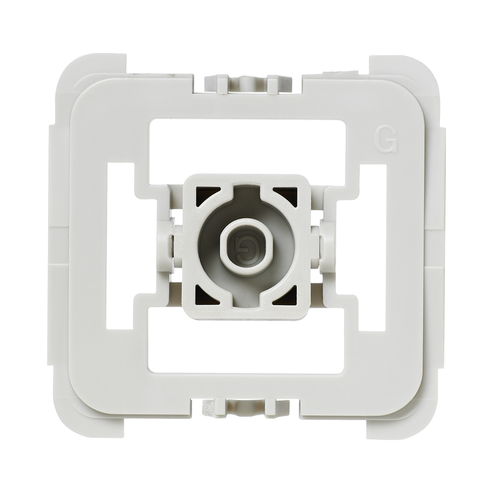 Homematic IP-adapter for Gira-bryter 55 20x