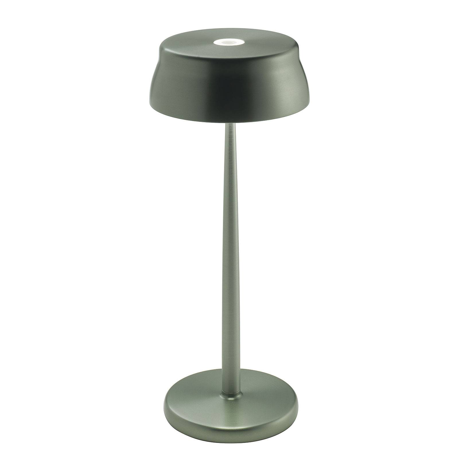 LED tafellamp Sister Light, dimbaar, groen