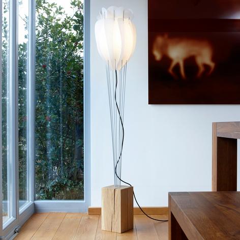 Elegancka lampa stojąca Tulip