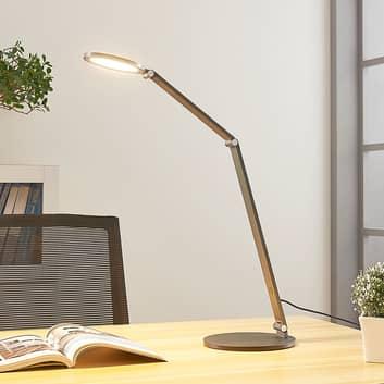 LED-Schreibtischlampe Mion mit Dimmer