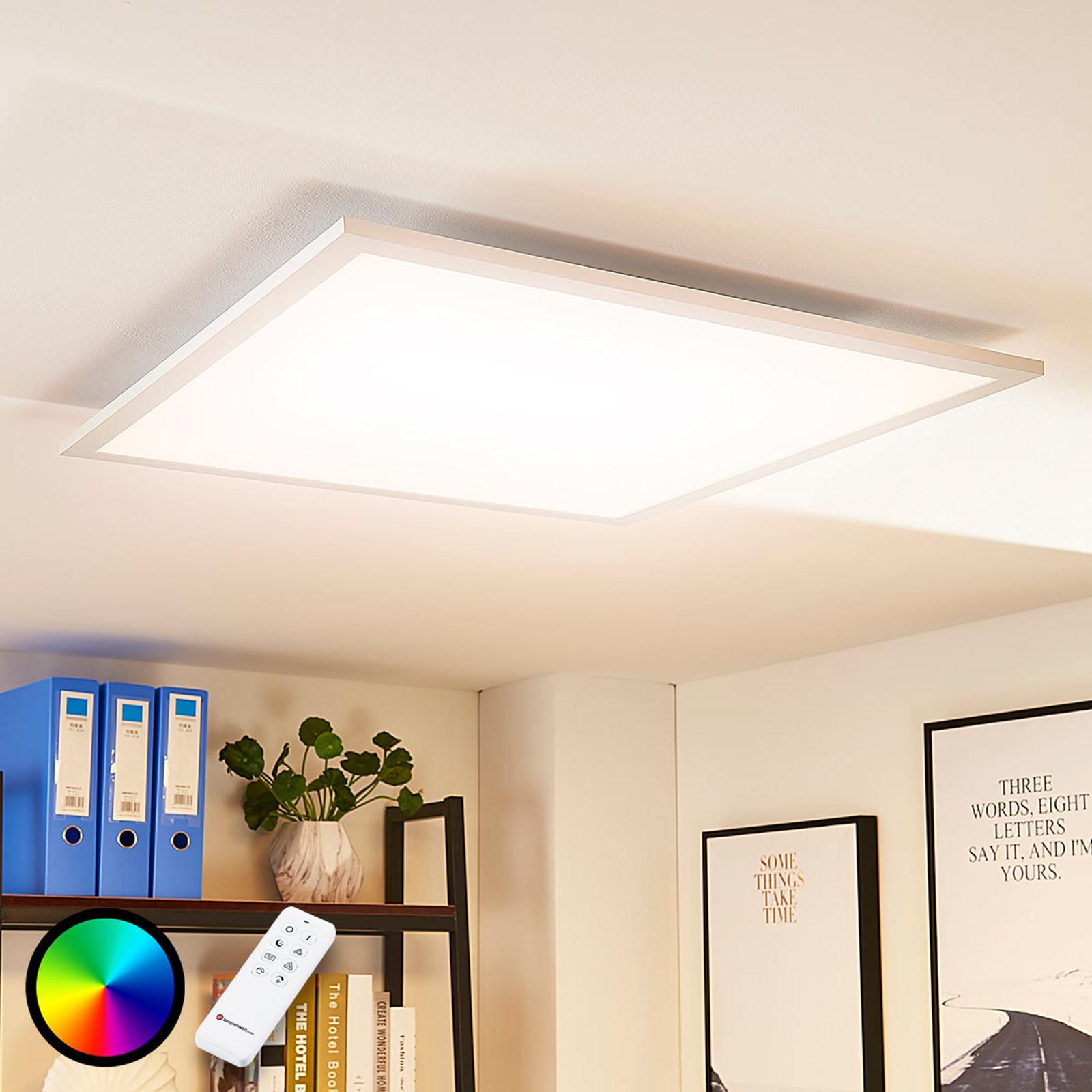 Tinus - panel LED ze zmianą barw, RGB, ciepła biel