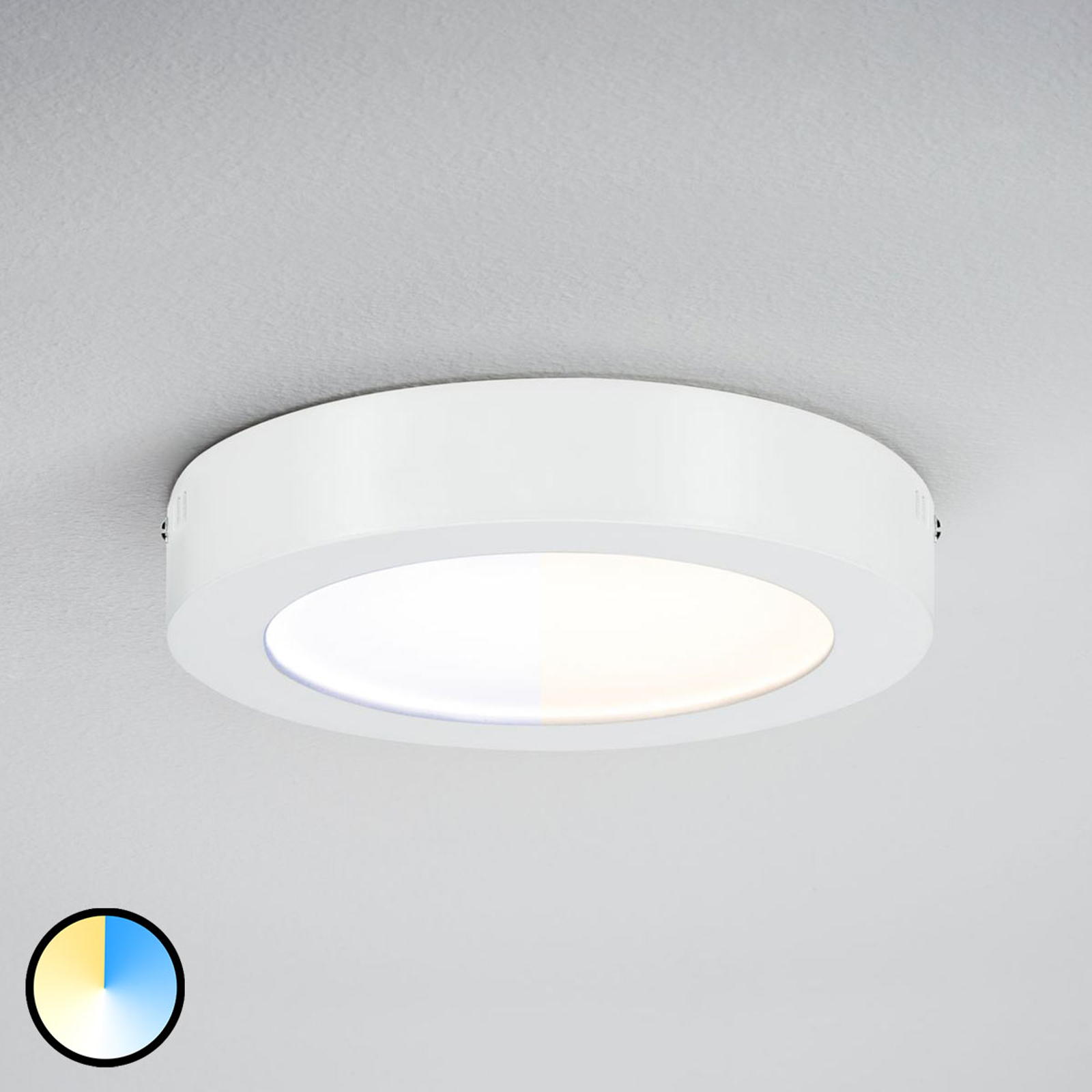 Paulmann Smart Friends LED-taklampe Cesena 17