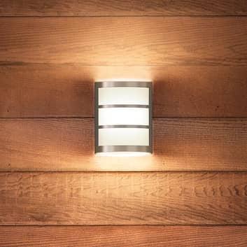 Trendy LED-utevegglys Python