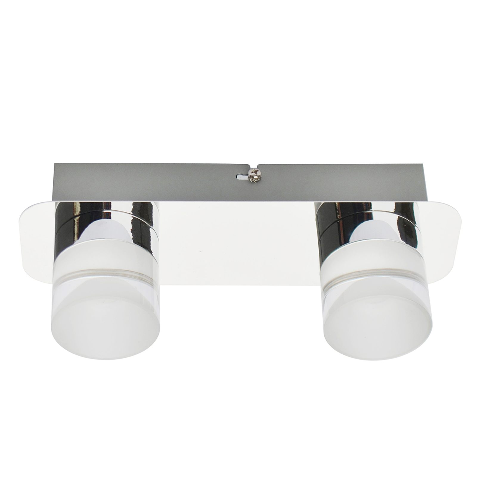Stefanie - plafoniera a 2 luci dal design moderno