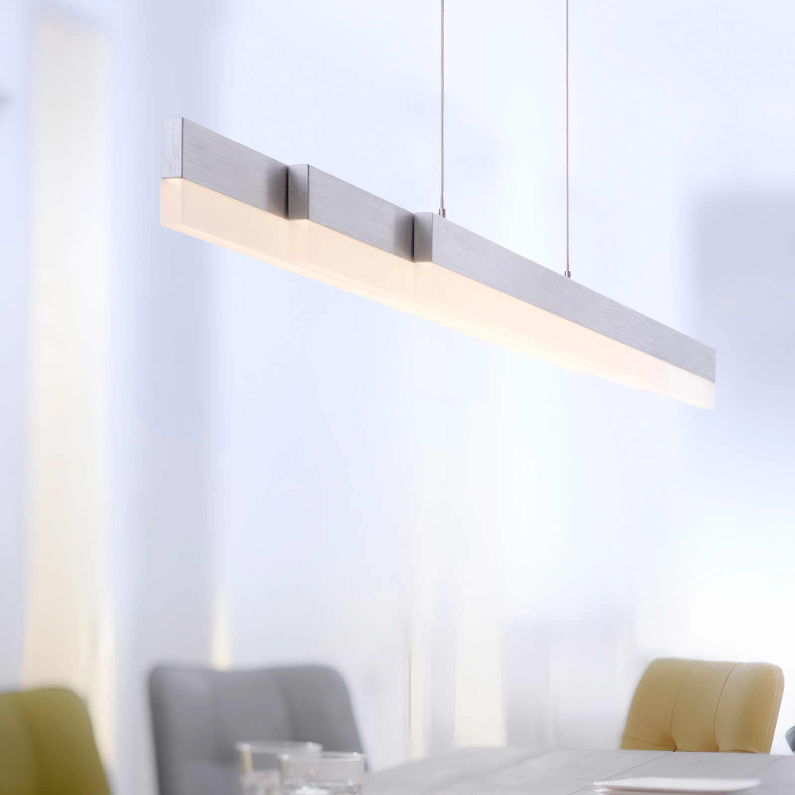 Paul Neuhaus Q-TOWER LED-Pendelleuchte