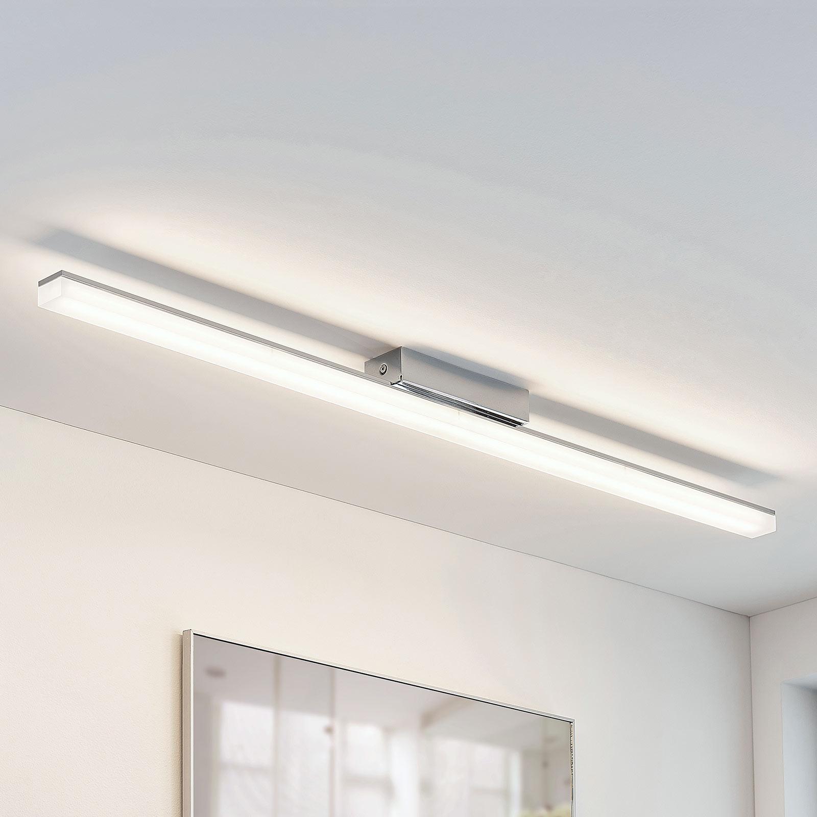 Levke   LED Deckenleuchte fürs Badezimmer