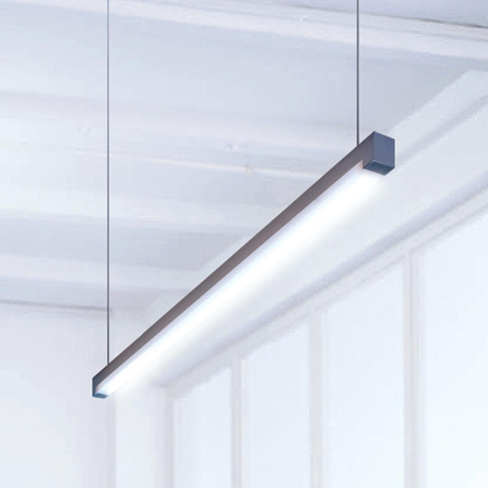 Travis-P2 univ-hvit - LED-hengelampe 176,5 cm