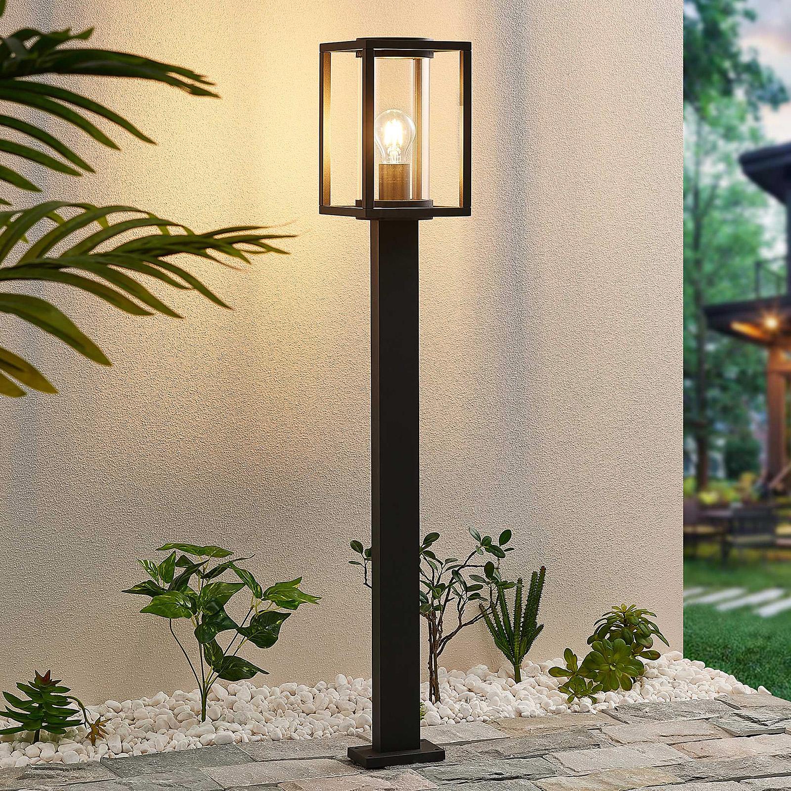 Lucande Ferda tuinpadverlichting, 100cm hoog
