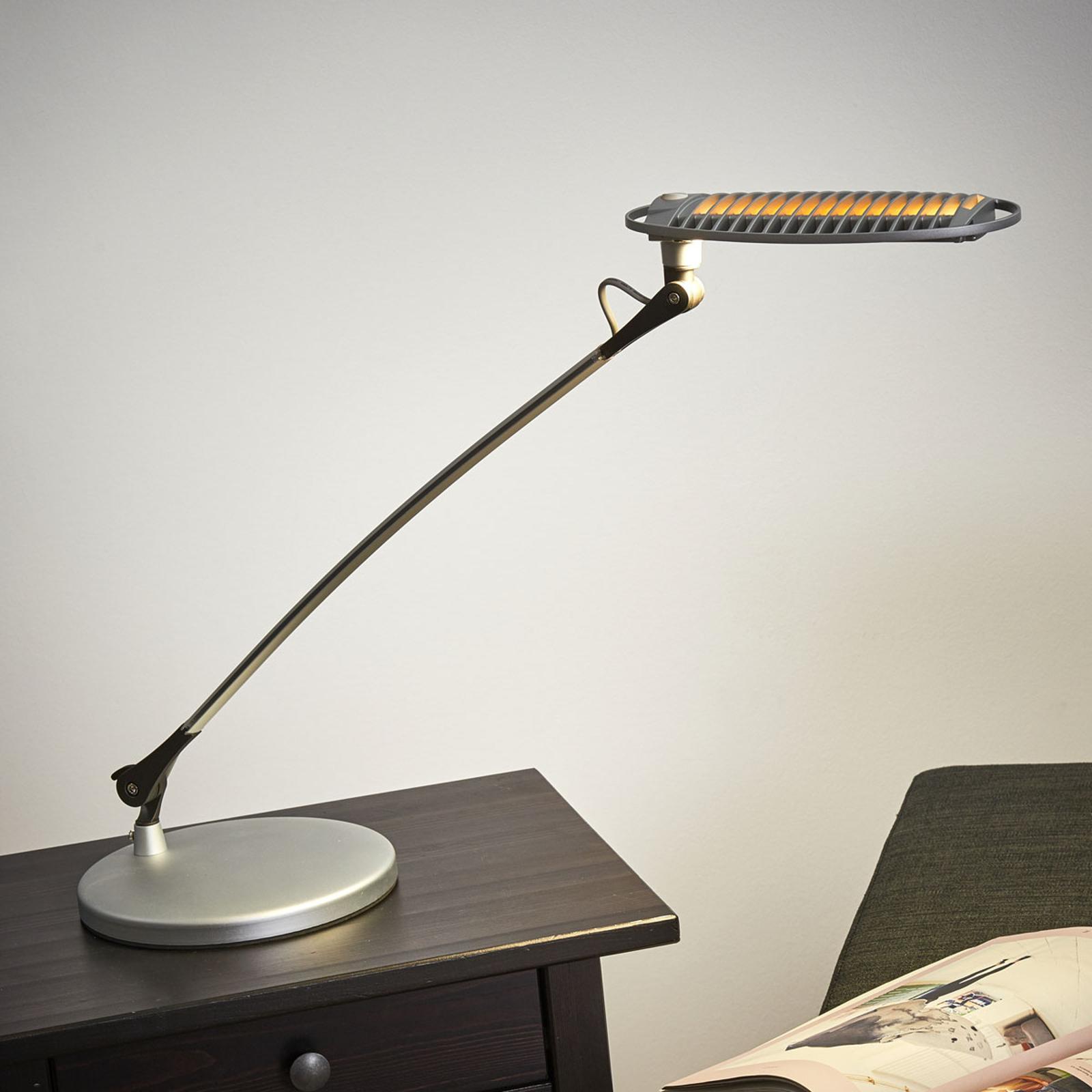 Calandre - stolní lampa LED, 12 W