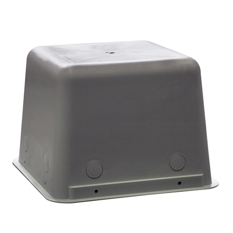 Spot Box - eine Montagebox für Einbauspots