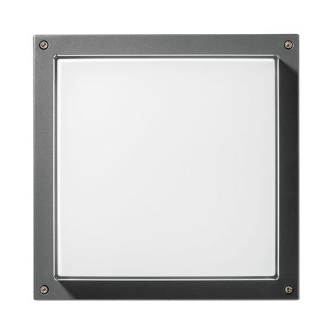 Wandlampe Bliz Square 40, 3.000K, dimmbar