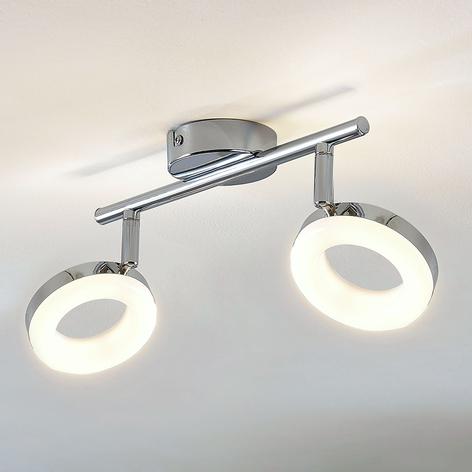 Projecteur LED Ringo à 2 lampes