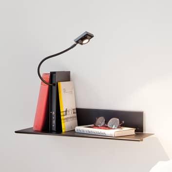 Ingo Maurer Oskar on the Shelf vägglampa, USB