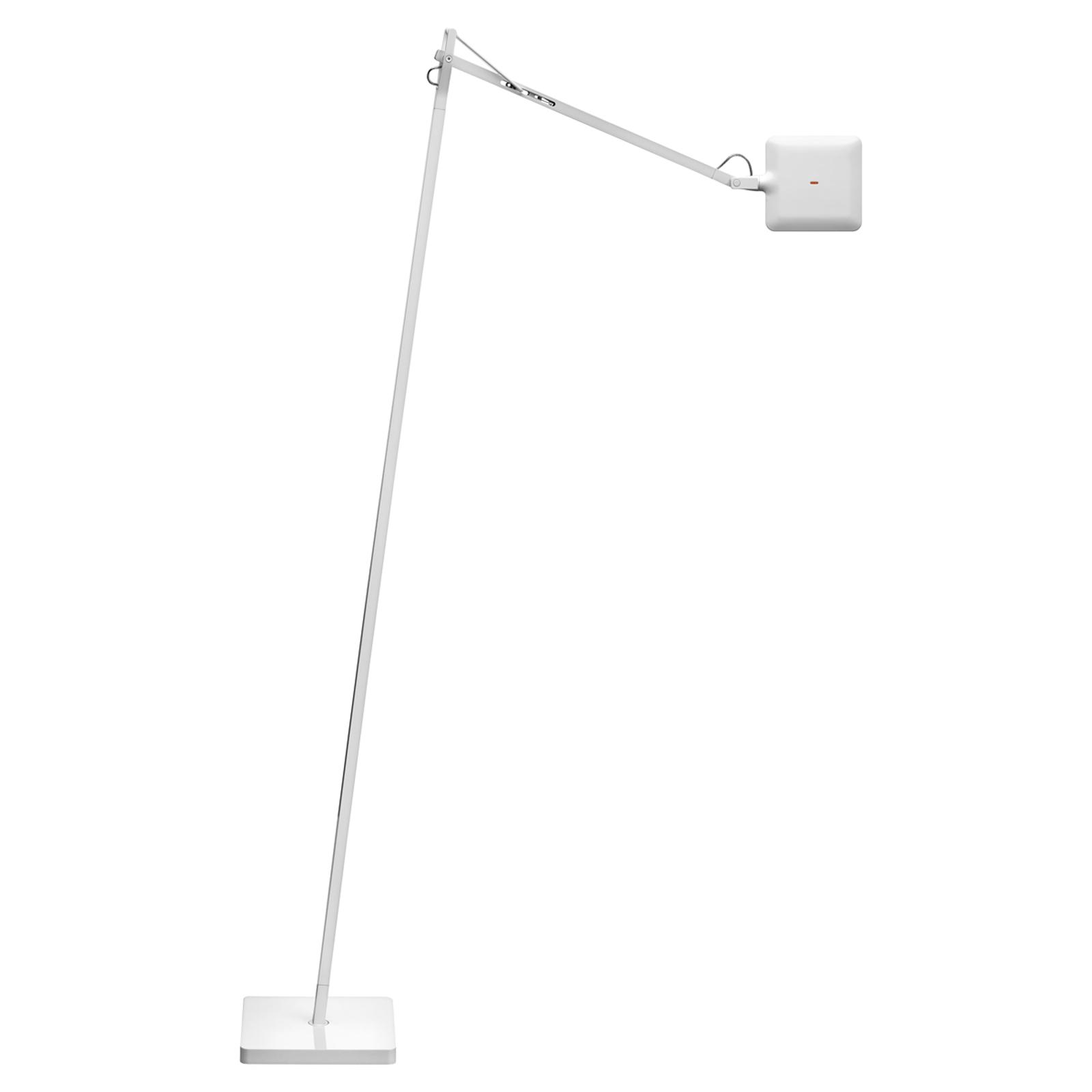 Designergolvlampa KELVIN LED, antracit