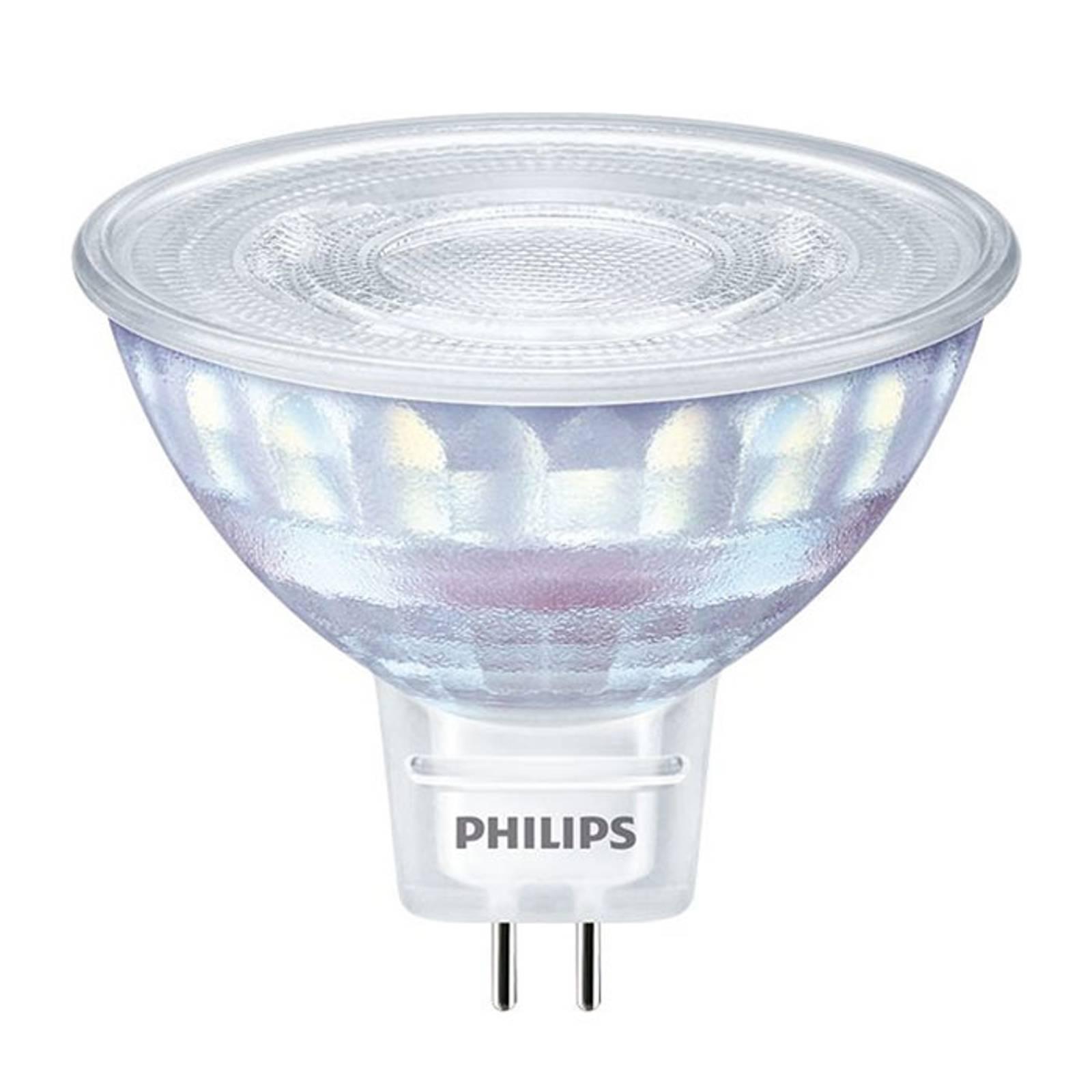 Philips LED riflettore GU5,3 7W dimming warmglow