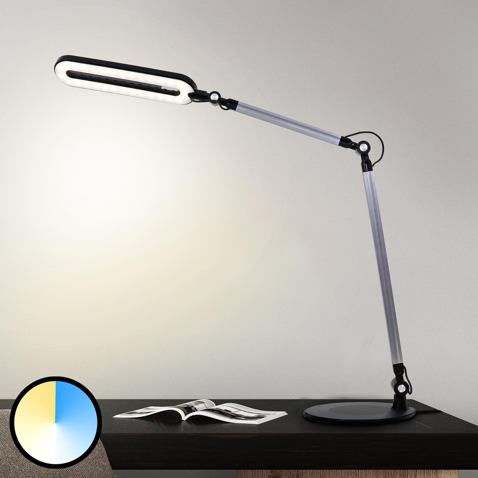 LED-bordslampa 7509-015, CCT, dimbar