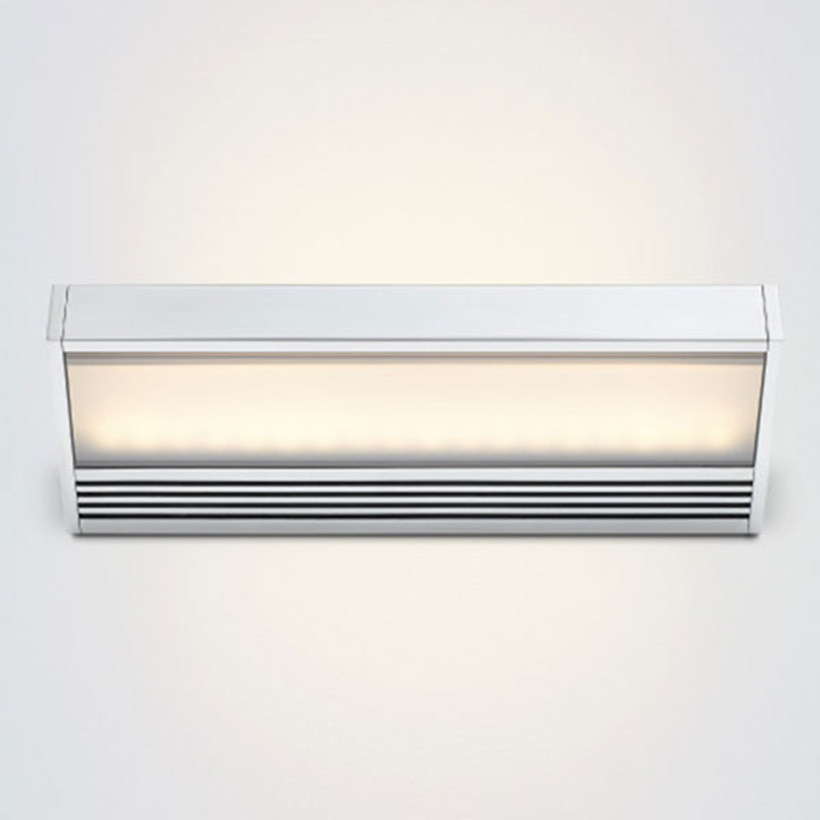 Applique LED SML en aluminium poli