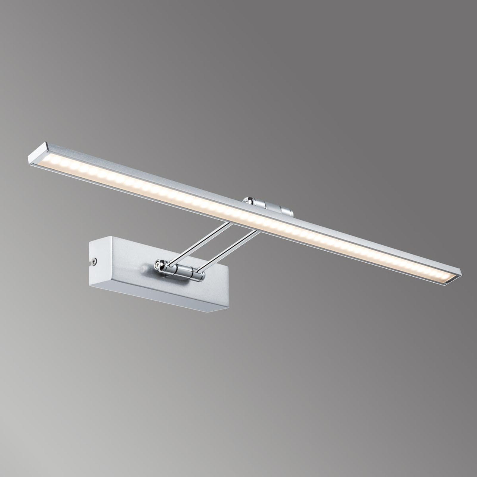 Applique LED Galeria Beam Sixty, nickel