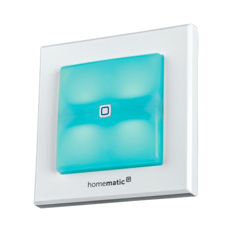 Homematic IP actionneur commutation lampe témoin