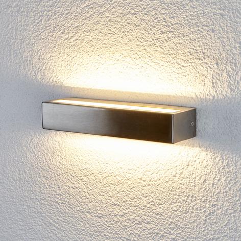 Atractiva lámpara pared LED Jagoda para exteriores