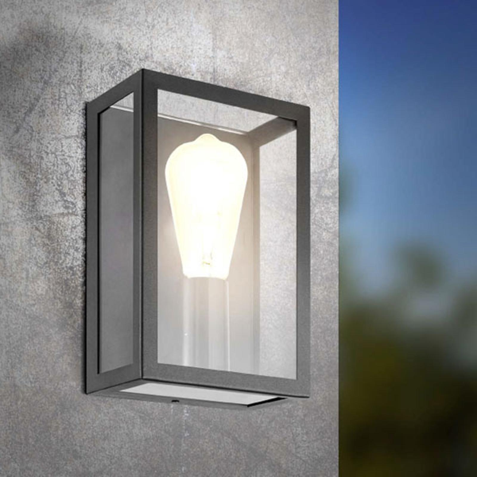 LED E27 4W filamenti ambra sensore notte/giorno
