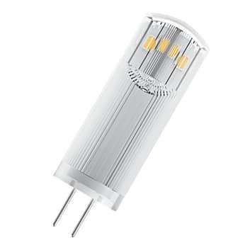 OSRAM kaksikantainen LED-lamppu G4 1,8W 2700K