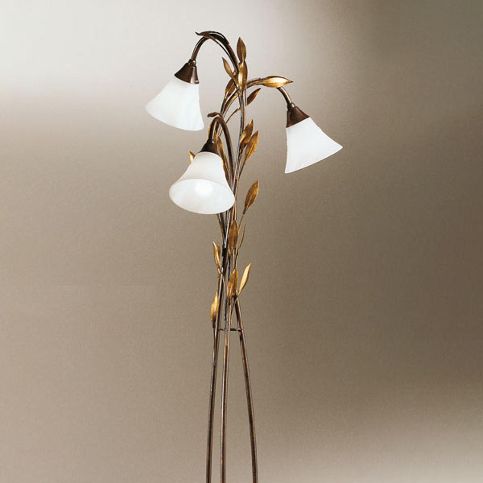 Lampadaire CAMPANA à 3 lampes