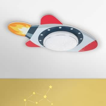 LED plafondlamp raket Starlight